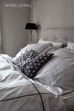 ⭐️White Living-Bedroom Styling