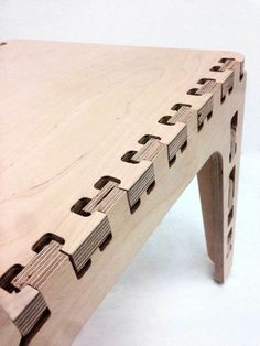 cnc furniture slice bench - Google Search