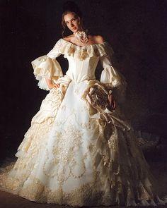 victorian wedding dresses - Google Search