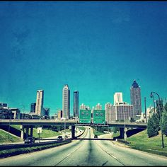 Atlanta, GA in Georgia