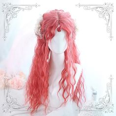 Youvimi 12 Konstellation Limited Edition Perücke - New Sites Kawaii Hairstyles, Pretty Hairstyles, Wig Hairstyles, Cosplay Hair, Cosplay Wigs, Kawaii Wigs, Lolita Hair, Anime Wigs, Hair Reference