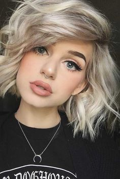 Great hair color.