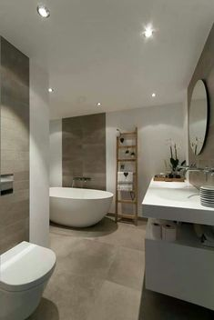 Love this bathroom!- Love this bathroom! Love this bathroom! Love this bathroom! The post Love this bathroom! appeared first on Badezimmer ideen. Home, Modern White Bathroom, Apartment Bathroom, House Interior, Contemporary Living Room Furniture, Bathroom Interior, Modern Bathroom, White Bathroom, Farmhouse Master Bathroom
