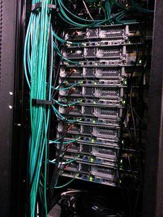 Photo tour: inside a NetApp data center | Datacenter Dynamics