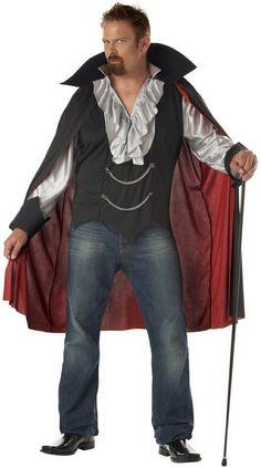 Adult Very Cool Vampire Costume