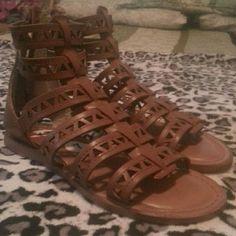 Sandles Light brown Sam Edelman Shoes