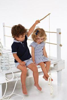 Ropa para niños para Primavera 2014 con Paz Rodriguez http://www.paranenesynenas.es/ropa-bebe/2118-moda-infantil-primavera-verano-2014-de-paz-rodriguez.html