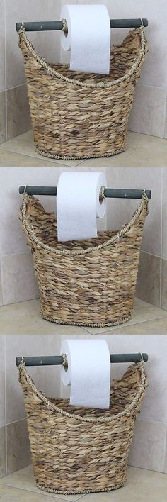 Toilet Paper Storage and Covers 177124: Amerock Clarendon Tissue ...