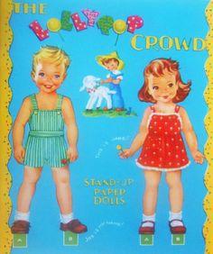 Paper Dolls~The Lollipop Crowd - Bonnie Jones - Picasa Webalbum