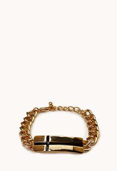 Cross ID Bracelet   FOREVER21 - 1076883921