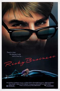 043 - Risky Business - May 14th