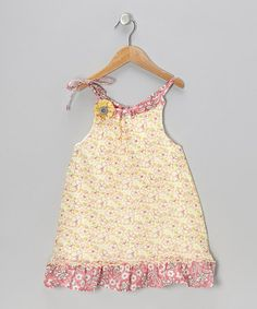 Look what I found on Moxie & Mabel Bright Pink Emily Dress - Infant, Toddler & Girls by Moxie & Mabel Infant Toddler, Toddler Girls, Cute Dresses, Summer Dresses, Flowing Dresses, Cute Outfits For Kids, Beautiful Babies, Bright Pink, Diy Clothes