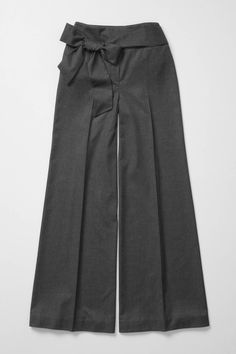 bought these Anthropologie high waisted pants today :]