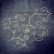 アイヌ 刺繍 図案 アイヌの刺繍 刺繍 図案, クロスステッチ 図案,