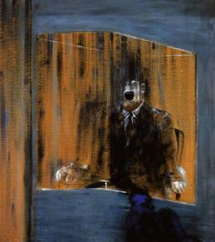 Francis Bacon - Study for Portrait - 1949 © The Estate of Francis Bacon