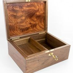 Heirloom Keepsake Boxes by Eric Vollman