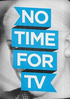 no_tv by smashtokyo, via Flickr