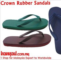 Visit- http://www.hanyaw.com.my/Products/Crown_Rubber_Sandals_CH-903.html