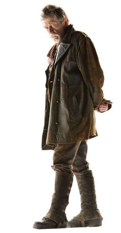"John Hurt is the ""War Doctor"". 