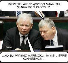 Kaczyński LGBT Lgbt, Haha, Entertaining, Memes, Funny, Minecraft, Europe, Weird, Meme