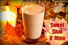 Sweet Chai O' Mine Smoothie Recipe #smoothie #smoothierecipe #smoothierecipes   #smoothielover   #smoothieaday   #smoothies #chai #chaitea #chaitealatte #smoothierezept #grünesmoothies   #greensmoothie #chaitee #maca   #macapowder   #macarootpowder   #macapulver   #macawurzel   #macawurzelpulver   #superfood   #superfood   #superfoodsmoothie   #superfoodsmoothies #autumn #fall   #winte   #food   #autumnfoodideas #healthy   #healthyfood #healthyfoodtips #healthysmoothie   #chaismoothie