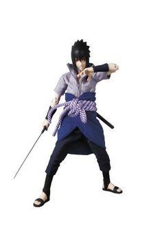 Naruto Shippuden Medicom Project BM Action Figure Sasuke by Medicom Toy