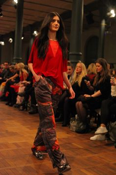 Marcel Ostertag: Lava Herbst/Winter 2015 #AW15
