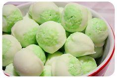 Coconut Balls Recipe