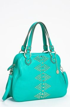 Turquoise <3  Obsessed.