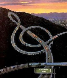 Musical Freeway, Los Angeles