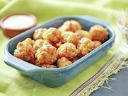 Aartappel- en Soutbeesvleishappies Bestanddele 4 groot aartappels sout en vars gemaalde swartpeper 125ml (½k) meel 60ml (¼k) melk 1 ei...