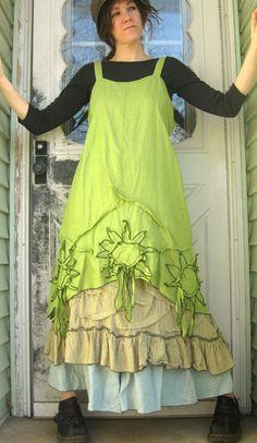 Sunflower Dress - DR08