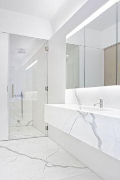 Tendencias en diseño de interiores: mármol
