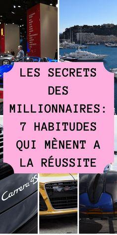 Quels sont les secrets des millionnaires ? La question d'un million d'euros est l'une des plus recherchées pour avoir une bonne stabilité financière ambitieuse #luxe #rich #money #conseils #secret #millionaire #performance