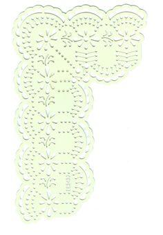 La Fleur Stencil 2 (EE3432)