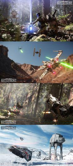 Pre-order Star Wars: Battlefront