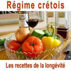 Le régime crétois est un régime santé plutot qu'un régime minceur: alimentation équilibrée et riche en fruits et légumes frais ou secs et en céréales