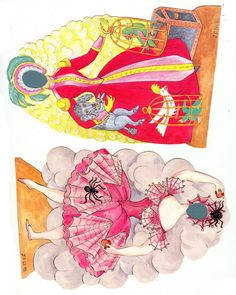 Lola Montez by John NOble 1991 – Bobe Green – Picasa Nettalbum