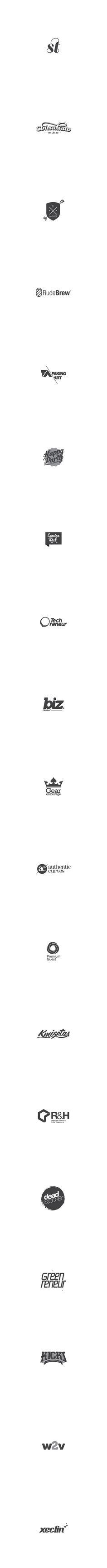 Logos / 2012 on Behance