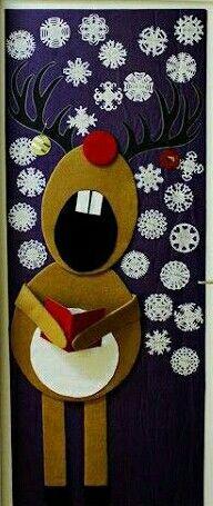 Navidad reno rodolfo