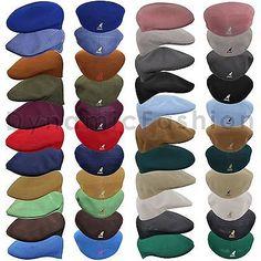 100% Authentic Mens KANGOL 0290BC Tropic Ventair Ivy 504 Cap Sizes S M L XL  XXL. BeretCaps HatsMens ... 74d267daf4e7