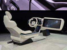 Volvo unveils Concept 26 interior design study (with video)