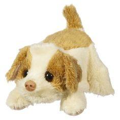 FurReal Friends Snuggimals Puppy - Cream and Rust Rust a09dccf85207