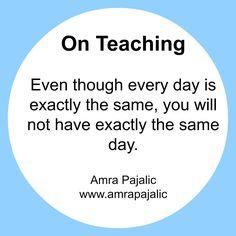 School Teacher, High School, Teaching, Writing, Day, High Schools, Learning, Education, A Letter