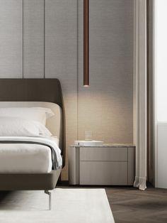Bedroom #bedroom #modernbedroom #minimalisticbedroom #ideasforbedroom #minimalism #minimalisticarchitecture #minimalisticinterior #architecture #modernarchitecture #design #minimalisticdesign Minimalism, Bed, Furniture, Design, Home Decor, Decoration Home, Stream Bed, Room Decor