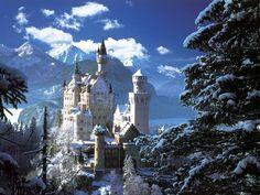 Neuschwanstein- The Real Cinderella Castle in Bavaria Germany