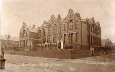 Brownhill Primary School, Harehills Lane, Leeds 9
