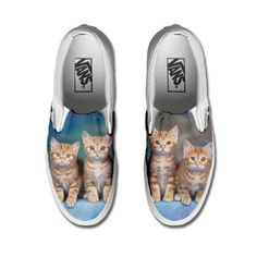 Vans Customized CATS only www.makeyourshoes.eu