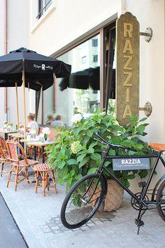 Restaurant Razzia // Zurich, Switzerland