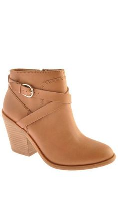 Tan Ankle Boots, perfect for fall and winter